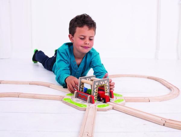 Platforma industriala rotativa 6
