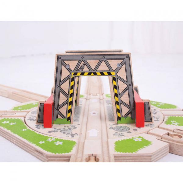 Platforma industriala rotativa 3