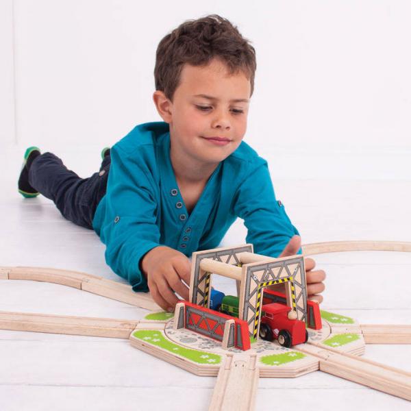 Platforma industriala rotativa 4