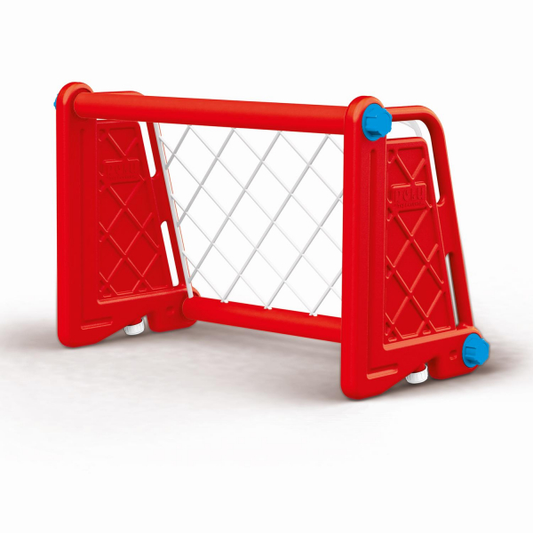 Poarta fotbal pentru copii - Rosie 0