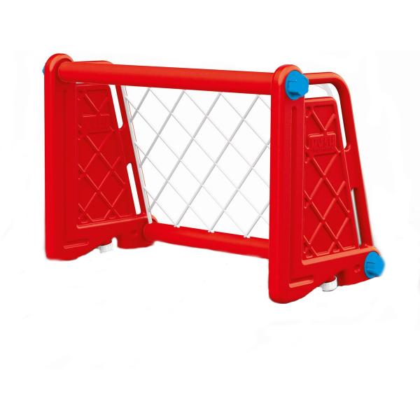 Poarta fotbal pentru copii - Rosie 3