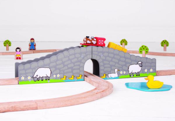 Podul de la ferma 0