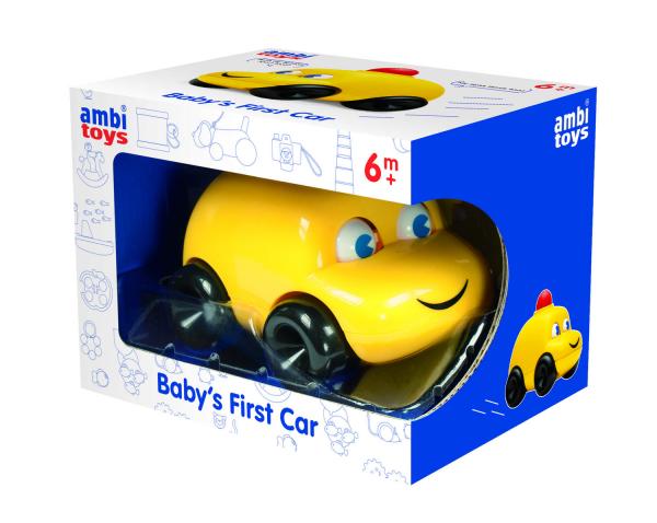 Prima masinuta a bebelusului 1