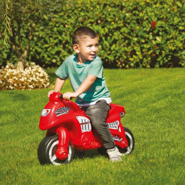 Prima mea motocicleta - Rapida 2