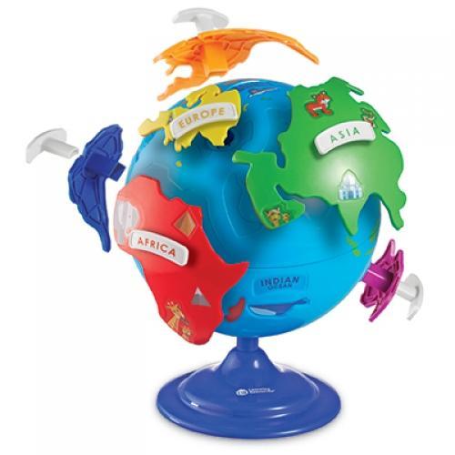 Primul meu glob pamantesc 2