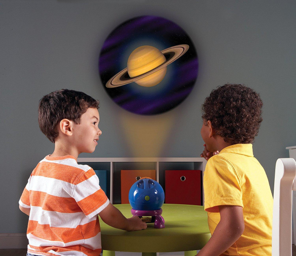 Primul meu proiector spatial 2