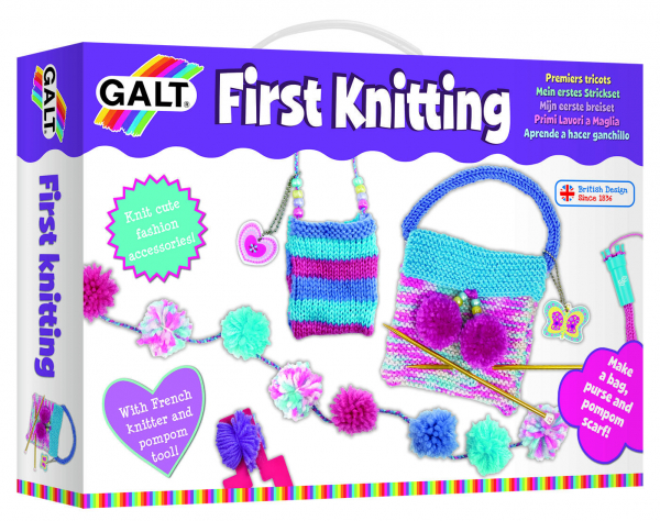 Primul meu set de tricotat 0