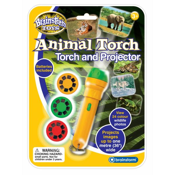 Proiector animale salbatice Brainstorm Toys E2012 0