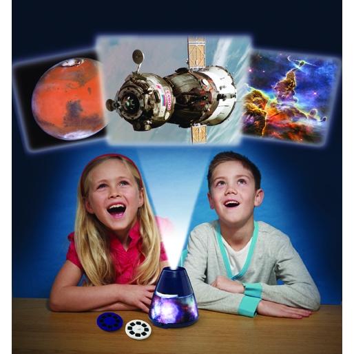 Proiector camera Imagini Spatiale Space Explorer Brainstorm Toys E2005 1