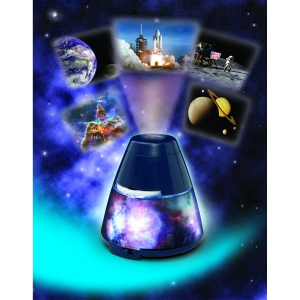 Proiector camera Imagini Spatiale Space Explorer Brainstorm Toys E2005 5