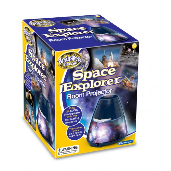 Proiector camera Imagini Spatiale Space Explorer Brainstorm Toys E2005 [0]