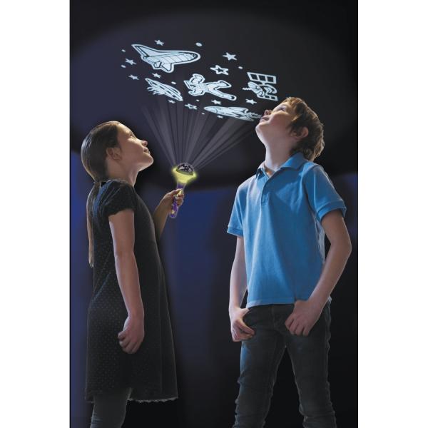 Proiector corpuri ceresti si navete spatiale The Original Glowstars Company B8501 2