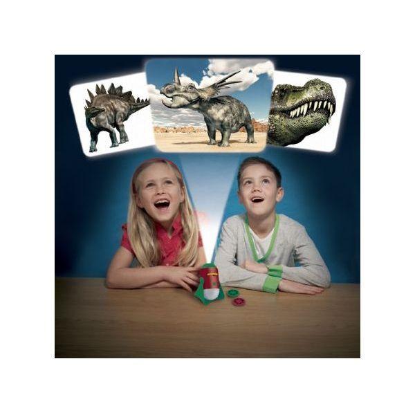Proiector cu Dinozauri si Lampa de Veghe Brainstorm Toys E2046 1