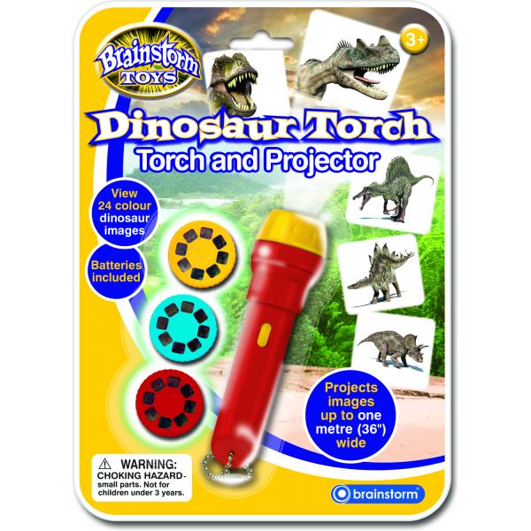 Proiector dinozauri  Brainstorm Toys E2029N [0]