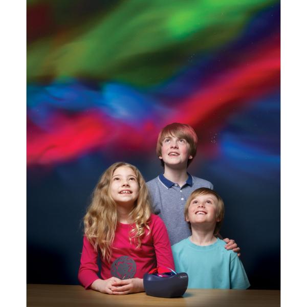 Proiector lumini Aurora boreala si australa Brainstorm Toys E2024 3