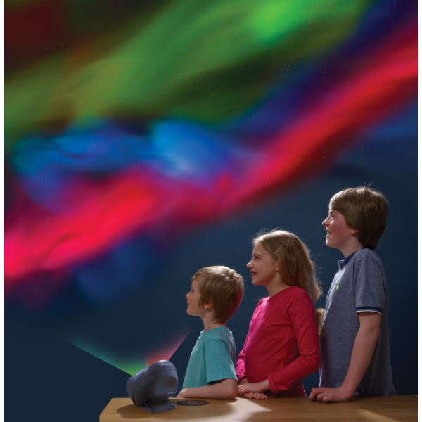 Proiector lumini Aurora boreala si australa Brainstorm Toys E2024 5