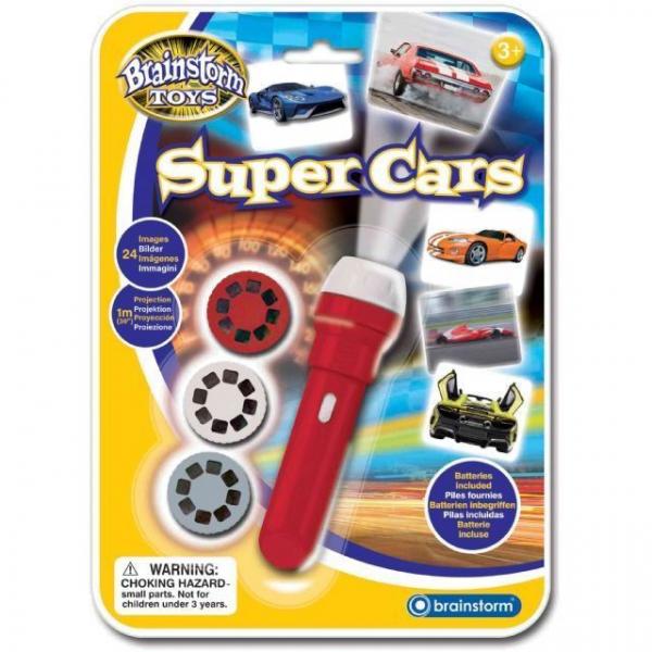 Proiector masini Brainstorm Toys E2047 0