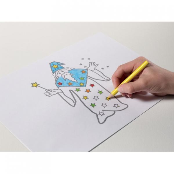 Proiector pentru desen cu pix fosforescent inclus The Original Glowstars Company B8504 [3]