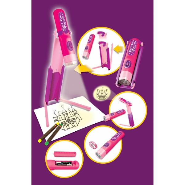 Proiector pentru desen imagini din basm Brainstorm Toys E2021 [4]