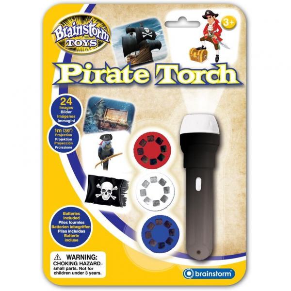 Proiector pirati Brainstorm Toys E2058 0