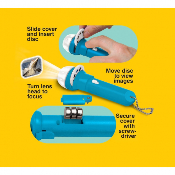 Proiector rechini Brainstorm Toys E2031 5