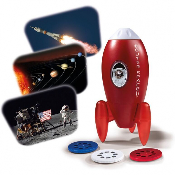 Proiector si Lampa de Veghe Outer Space Brainstorm Toys E2063 3