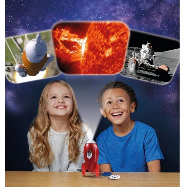 Proiector si Lampa de Veghe Outer Space Brainstorm Toys E2063 2
