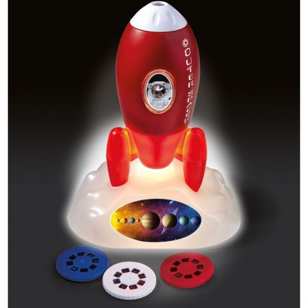 Proiector si Lampa de Veghe Outer Space Brainstorm Toys E2063 4