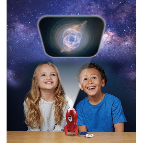 Proiector si Lampa de Veghe Outer Space Brainstorm Toys E2063 6