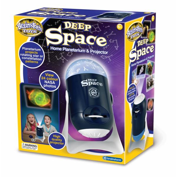 Proiector si planetariu Deep Space Brainstorm Toys E2000 1