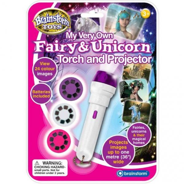 Proiector zane si unicorni Brainstorm Toys E2042 0