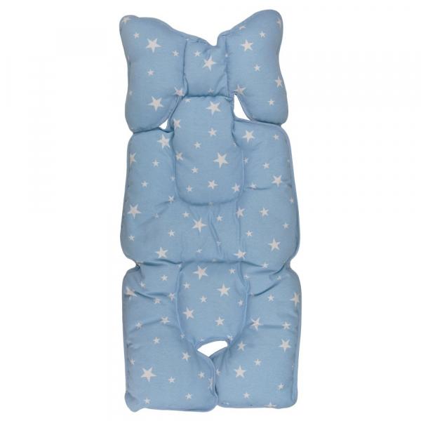 Protectie textila pt carucior/scaun Blue Stars 0