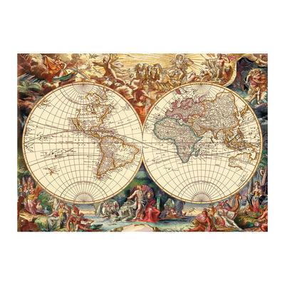 Puzzle - Harta istorica (1000 piese) 1
