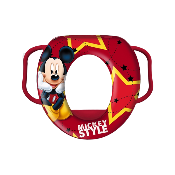 Reductor WC captusit cu manere Mickey Style Star ST56994 0