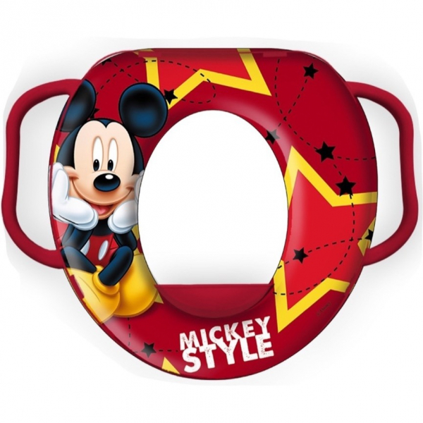 Reductor WC captusit cu manere Mickey Style Star ST56994 1