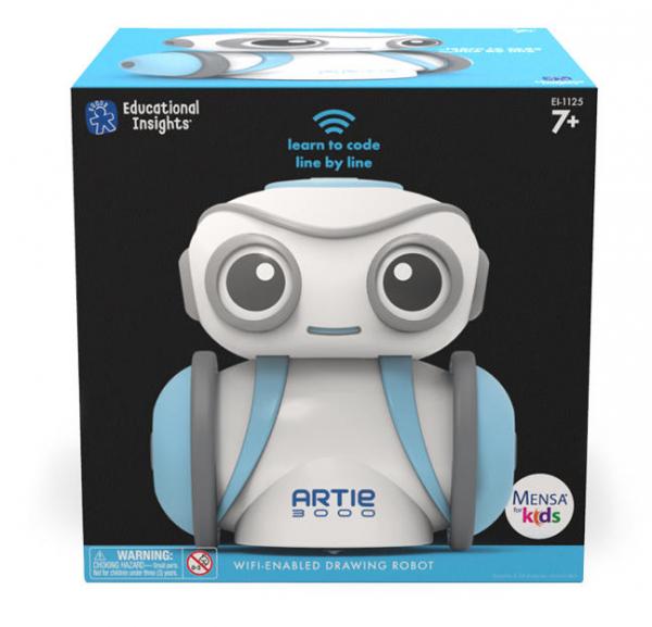 Robotelul Artie 3000 1