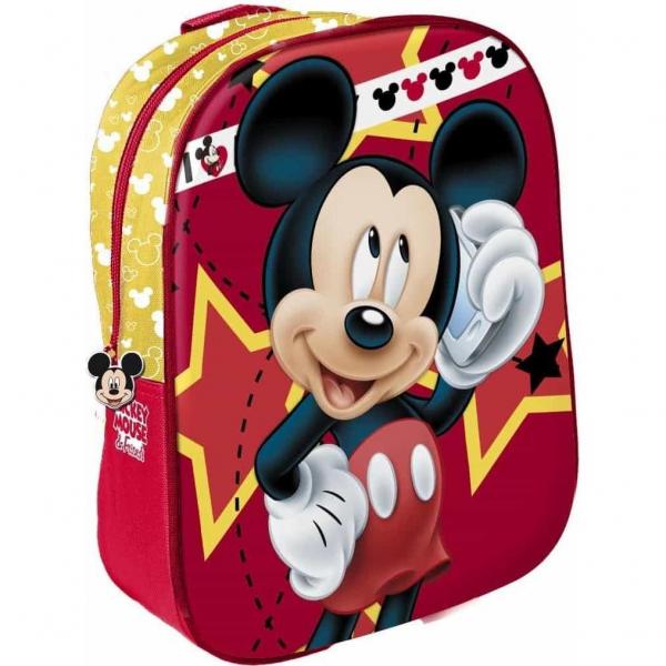 Rucsac 32 cm Mickey Star ST50623 0
