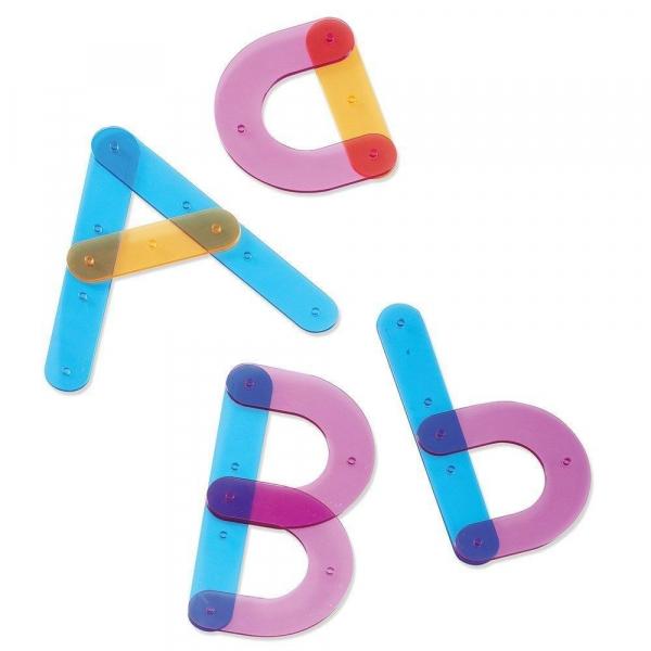 Sa construim alfabetul! 0
