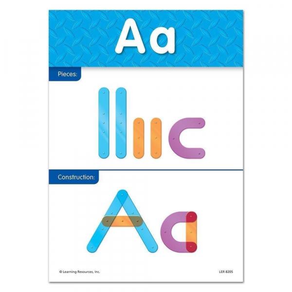 Sa construim alfabetul! 2