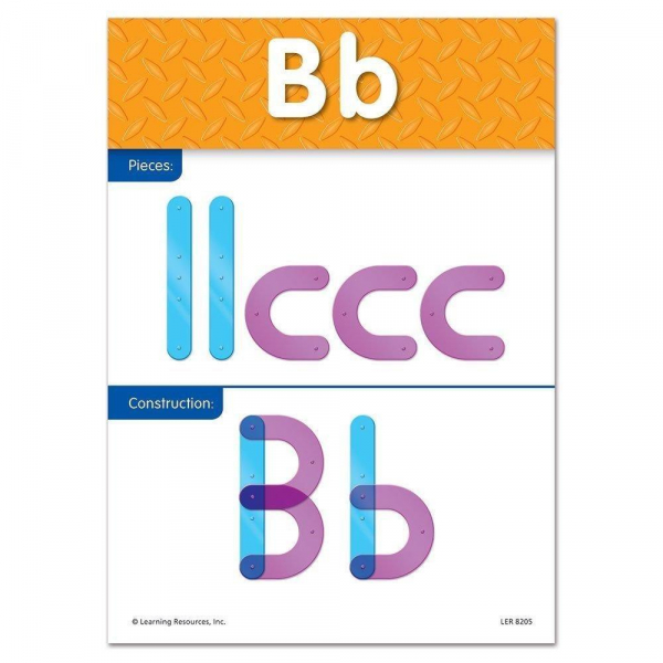 Sa construim alfabetul! 3
