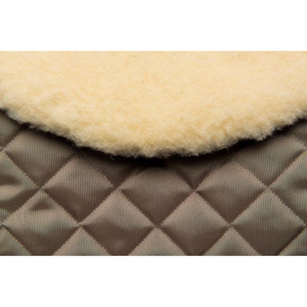 Sac de iarna Lambette Exclusive N61 din lana oaie Womar Zaffiro AN-SW-61 2