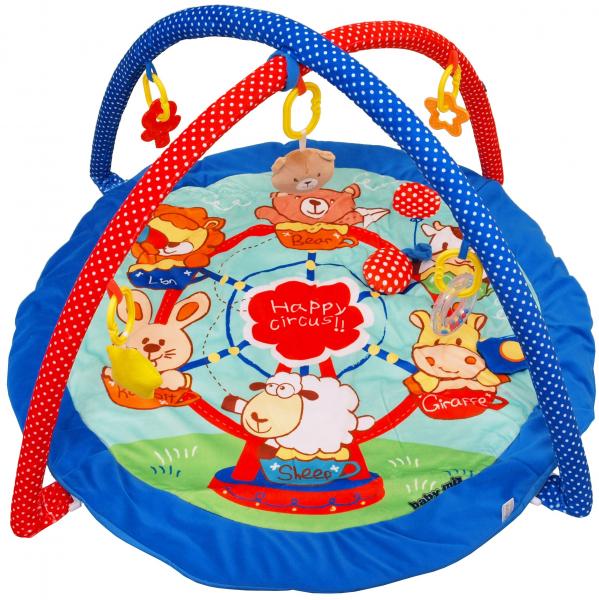 Saltea de joaca pentru copii Happy Circus [0]