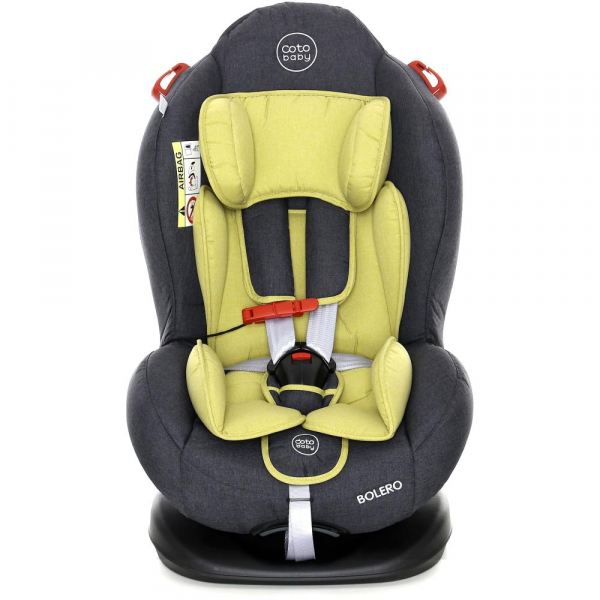 Scaun auto Bolero - Coto Baby - Melange Verde 5