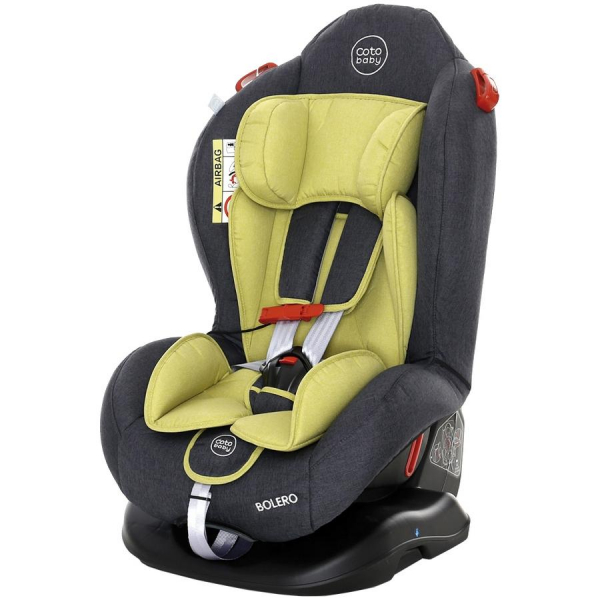 Scaun auto Bolero - Coto Baby - Melange Verde 0