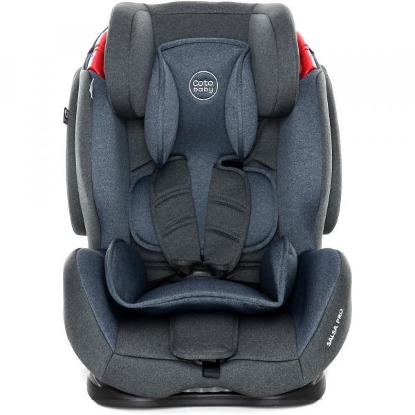 Scaun auto cu Isofix Salsa Pro - Coto Baby - Melange  Albastru 1