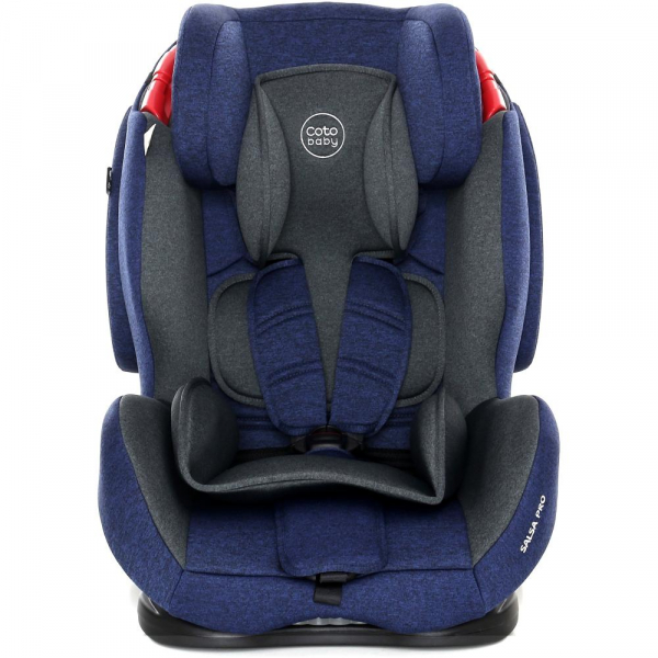 Scaun auto cu Isofix Salsa Pro - Coto Baby - Melange Albastru Inchis 1