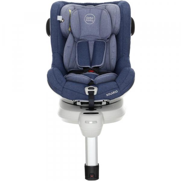 Scaun auto cu Isofix Solario - Coto Baby - Melange Albastru [1]
