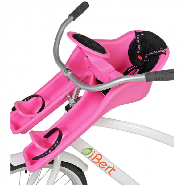 Scaun de bicicleta Safe-T-Seat Roz iBert IBPK 0