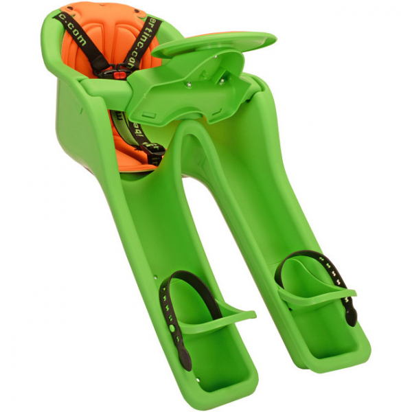 Scaun de bicicleta Safe-T-Seat Verde iBert IBGR 3