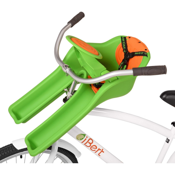 Scaun de bicicleta Safe-T-Seat Verde iBert IBGR 0